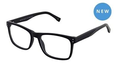 Reglaze Specs RS839 Black Men's Glasses