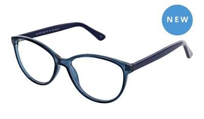 Reglaze Specs RS840 Blue Women's Glasses