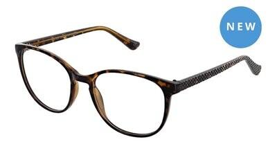 Reglaze Specs RS841 Tort Women's Glasses