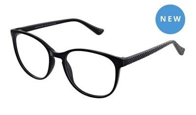 Reglaze Specs RS841 Black Women's Glasses