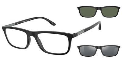 Emporio Armani EA4160 50421W Matte Black Glasses