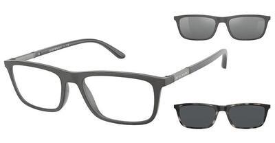 Emporio Armani EA4160 54371W Matte Grey Glasses