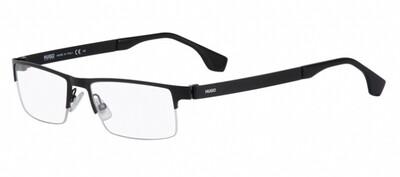Hugo Boss 0460 003 Black Glasses