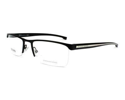 Hugo Boss 0878 QUS Black Glasses