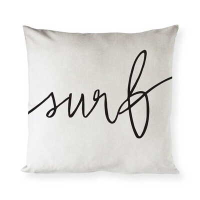 Surf Home Decor Pillow Cover
