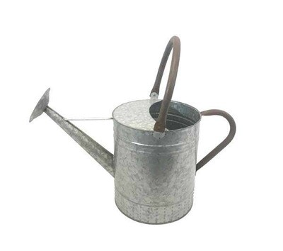 2 Gallon Weathered Watering Can