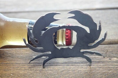 Crab Steel Bottle Opener