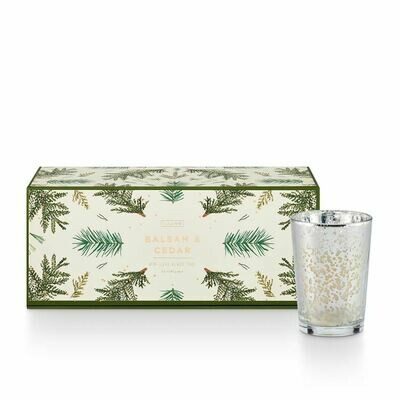 Balsam & Cedar Mini Luxe Candle Set