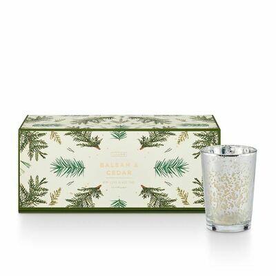 Balsam & Cedar Mini Luxe Candle Set