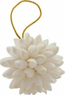White Bubble Ornament