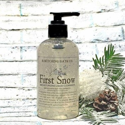 First Snow- Holiday Soap