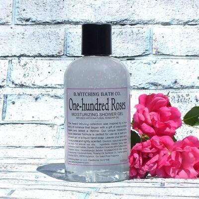 One-Hundred Roses Shower Gel