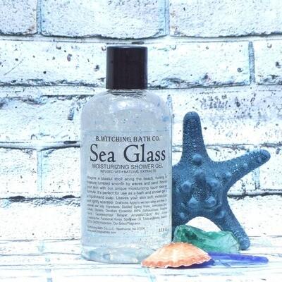 Sea Glass Shower Gel
