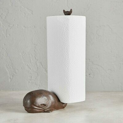 Whale Paper Towel Holder