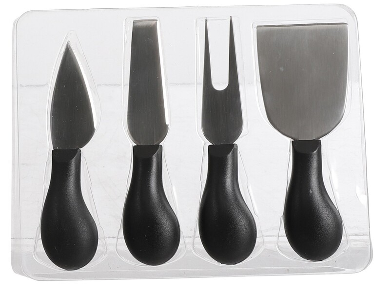 Lasio Cheese Knife Blk
