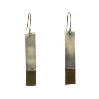 Metal Hailey Earrings