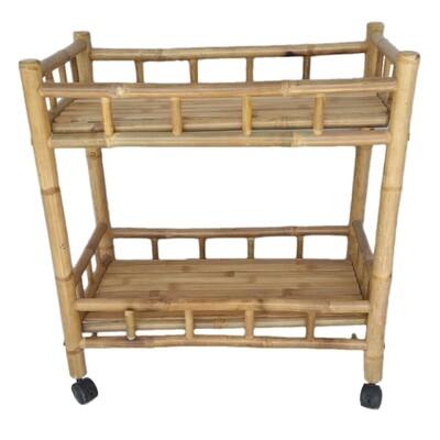 Bamboo Bar Wagon