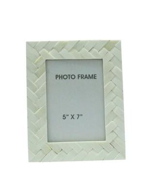 5x7 Criss Cross Frame
