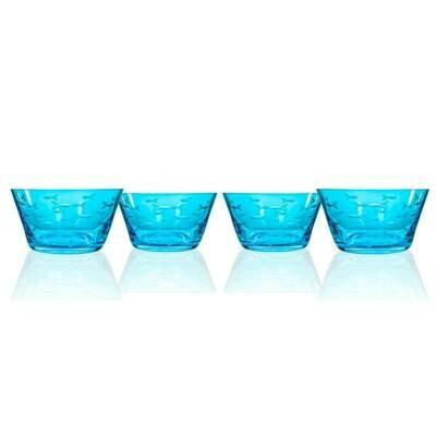 School of Fish Blue Bowls