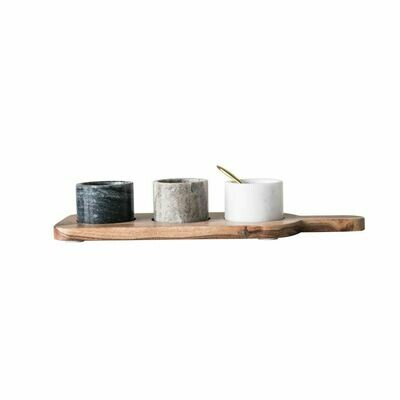 Acadia Wood Board - S/3 colors