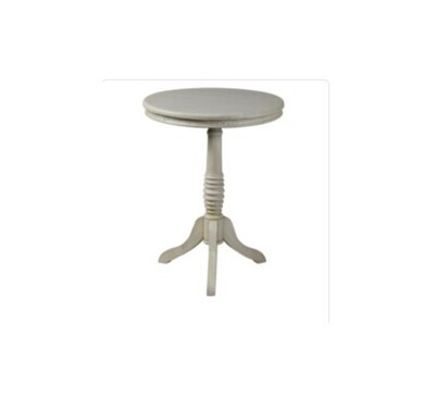Ada Side Table - Cottage White