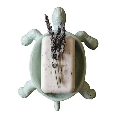 Cast Iron Turtle- Soap