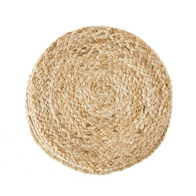 Round Jute Woven Placemat