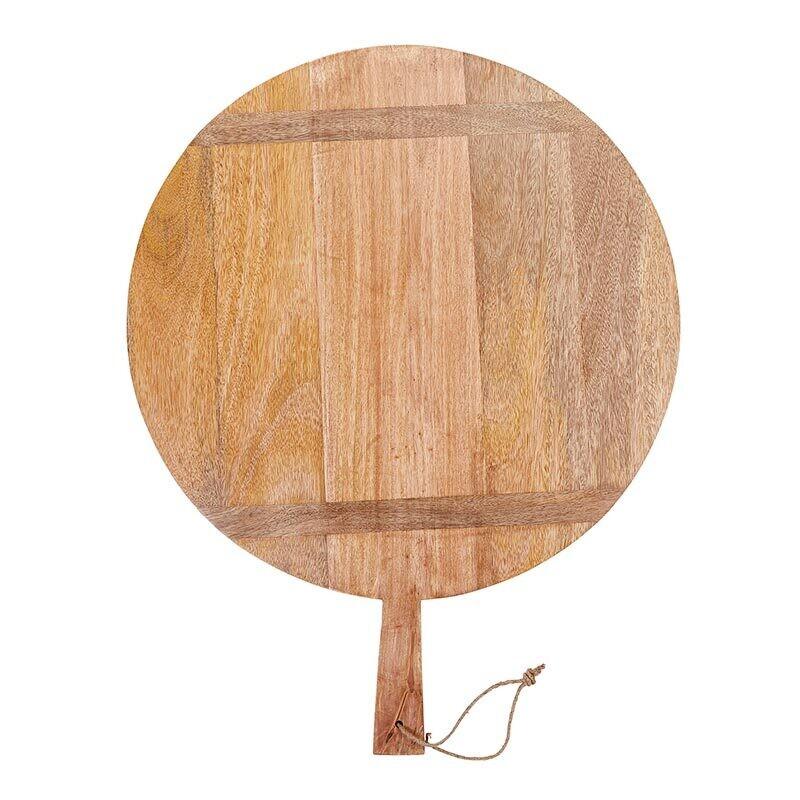 Round Charcuterie Board