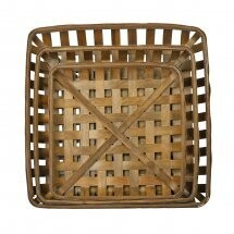 Square Tobacco Baskets