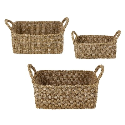 Rectangle Tray Basket