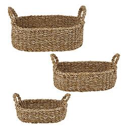 Oval Tray Basket