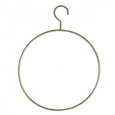 Golden Ring with Hanger