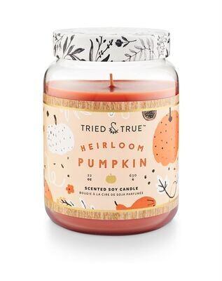 Heirloom Pumpkin XL Jar Candle