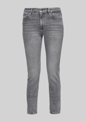 Jeans S.Oliver Slim Gris