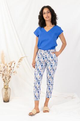 Pantalon motifs