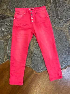 Pantacourt pink