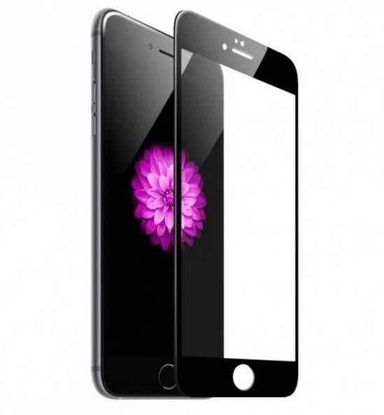 Защитное стекло 5D для Apple iPhone 6s / 7 / 8 с рамкой
