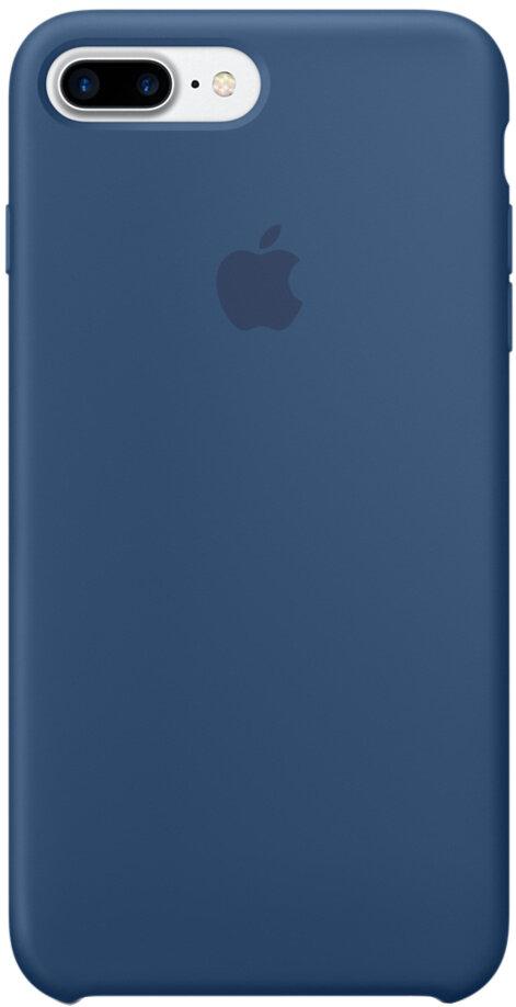 Apple для iPhone 7 Plus/8 Plus (глубокий синий)