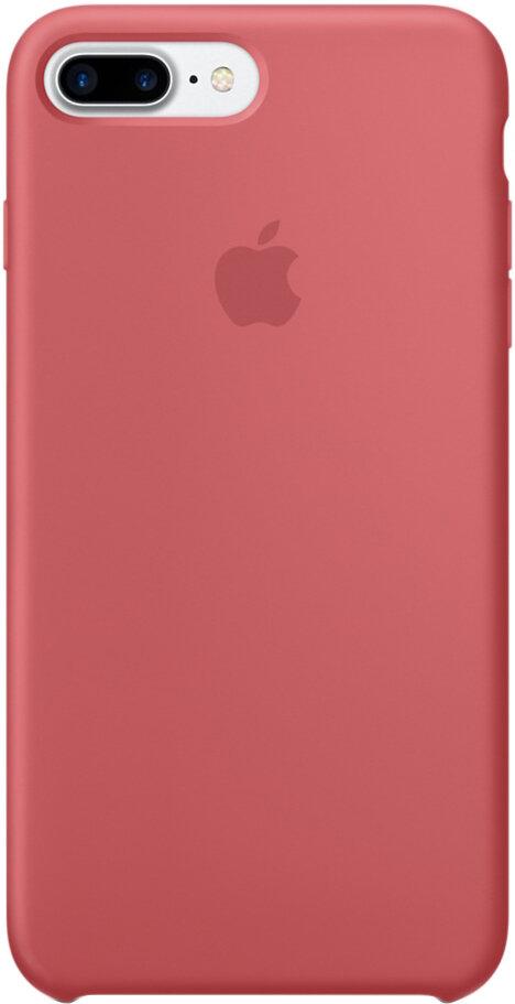 Apple для iPhone 7 Plus/8 Plus (розовая камелия)