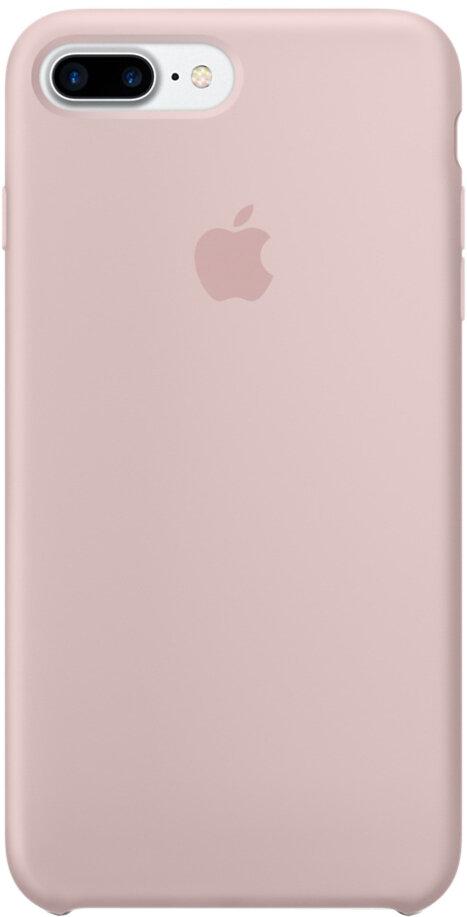 Apple для iPhone 7 Plus/8 Plus (розовый песок)