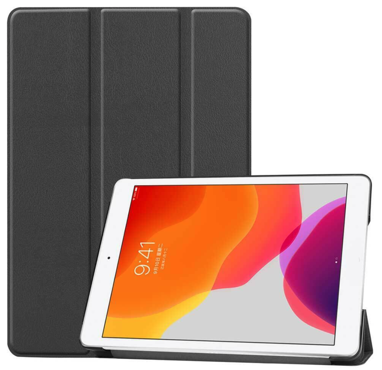 Чехол-книжка для iPad 9.7/10.2 (Черный)