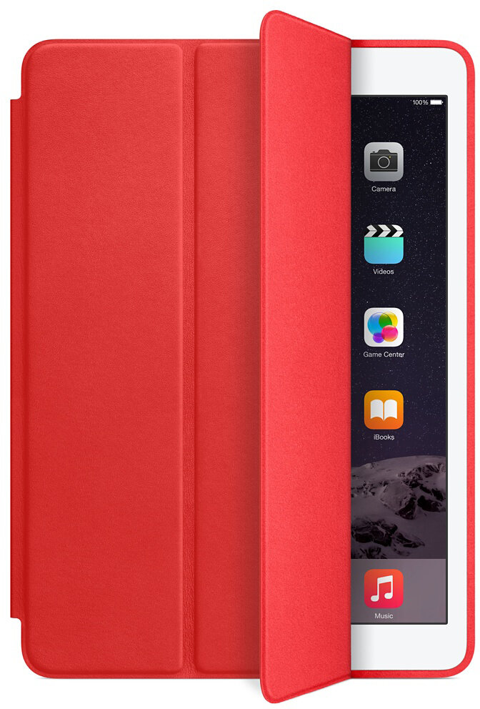Apple Smart Case для iPad Air 2019 (красный)