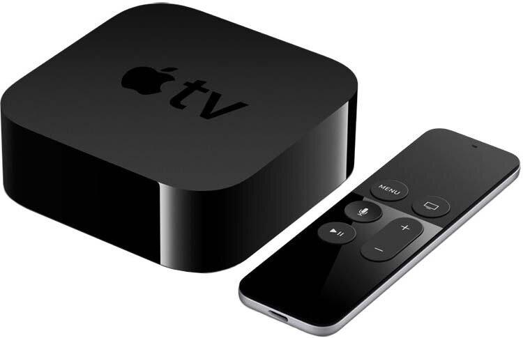 Apple TV 32GB 4th generation (черный)