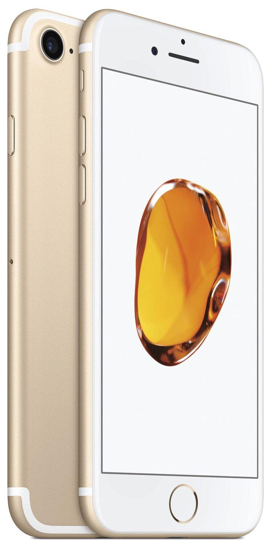 Смартфон Apple iPhone 7 128GB Gold (золотистый)