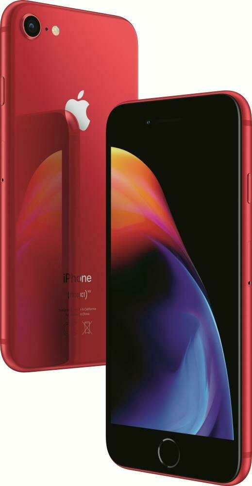 Смартфон Apple iPhone 8 (PRODUCT)RED™ Special Edition 64GB (красный)