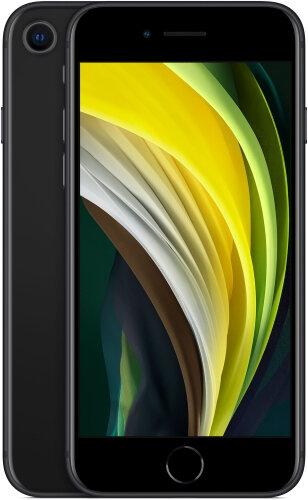Смартфон Apple iPhone SE (2020) 128GB Black (черный) MXD02RU\A РОСТЕСТ