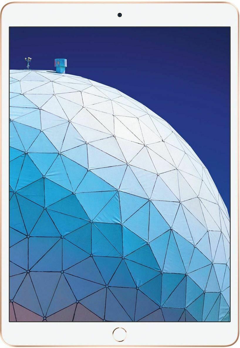 Планшет Apple iPad Air (2019) 64Gb Wi-Fi Gold (золотой) MUUL2RU/A РОСТЕСТ