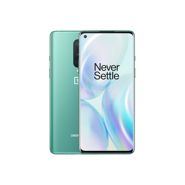 Смартфон OnePlus 8 12/256GB Gracial Green (зелёный)