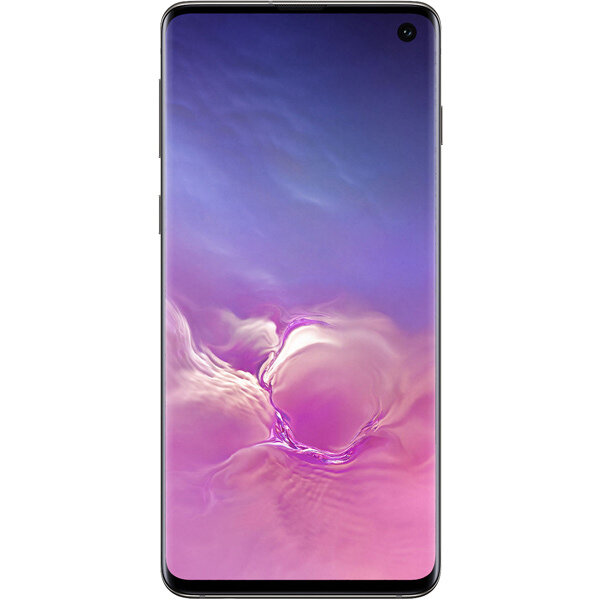 Смартфон Samsung Galaxy S10 8/128Gb Prism Black (оникс)