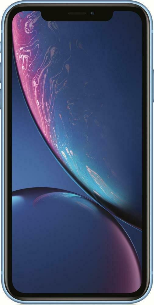 Смартфон Apple iPhone XR 128GB Blue (синий) MRYH2RU/A РОСТЕСТ